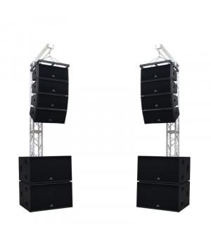 Alex-Audio Активний комплект лінійного масиву