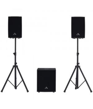 Alex-Audio TS-1015 Активний акустичний комплект