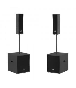 Alex-Audio VS-415 Активний акустичний комплект