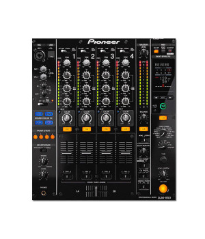 Pioneer DJM-850-K Мікшерний пульт