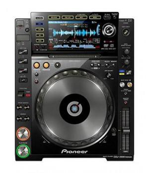 Pioneer CDJ-2000 Nexus Програвач