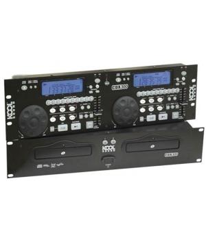 Kool Sound CDX-300 Здвоєний програвач