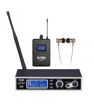 M-PRO IN-101 (UHF) Радіосистема IN-EAR