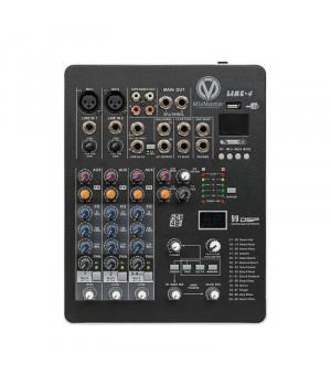MixMaster LIKE-4 (USB) Мікшерний пульт