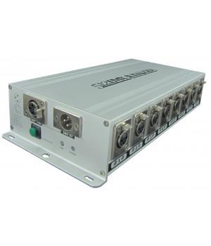 POWERlight DMX-8WAY Спліттер