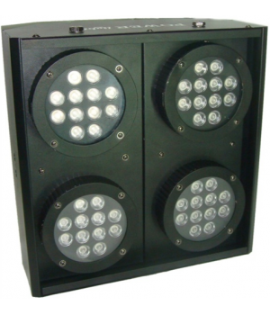 POWERlight D-3048 (RGB) Світлодіодний бліндер
