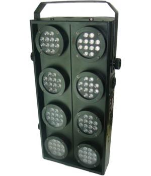 POWERlight D-3096 (RGB) Світлодіодний бліндер