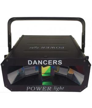 POWERlight DANCERS Прилад з звуковою активацією