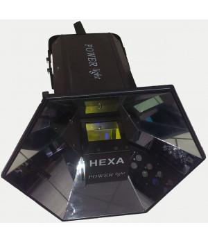 POWERlight HEXA Прилад з звуковою активацією