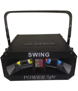 POWERlight SWING Прилад з звуковою активацією