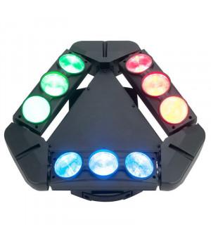 POWERlight SPIDER QL-0910 Світлоіодний прилад