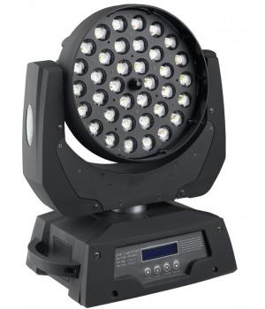 POWERlight ML-3612 (RGBWY+UV) Світлодіодна рухома голова